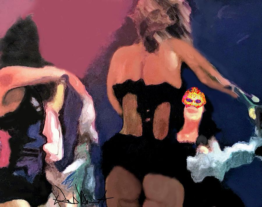 The Masquerade Cabaret #2 by David Valentine