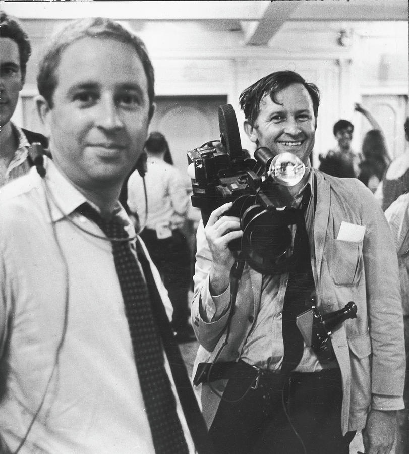 The Maysles Borthers Photograph by Fred W. McDarrah