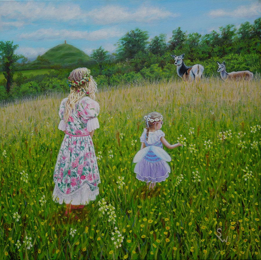 The Meadow by Shirley Wellstead