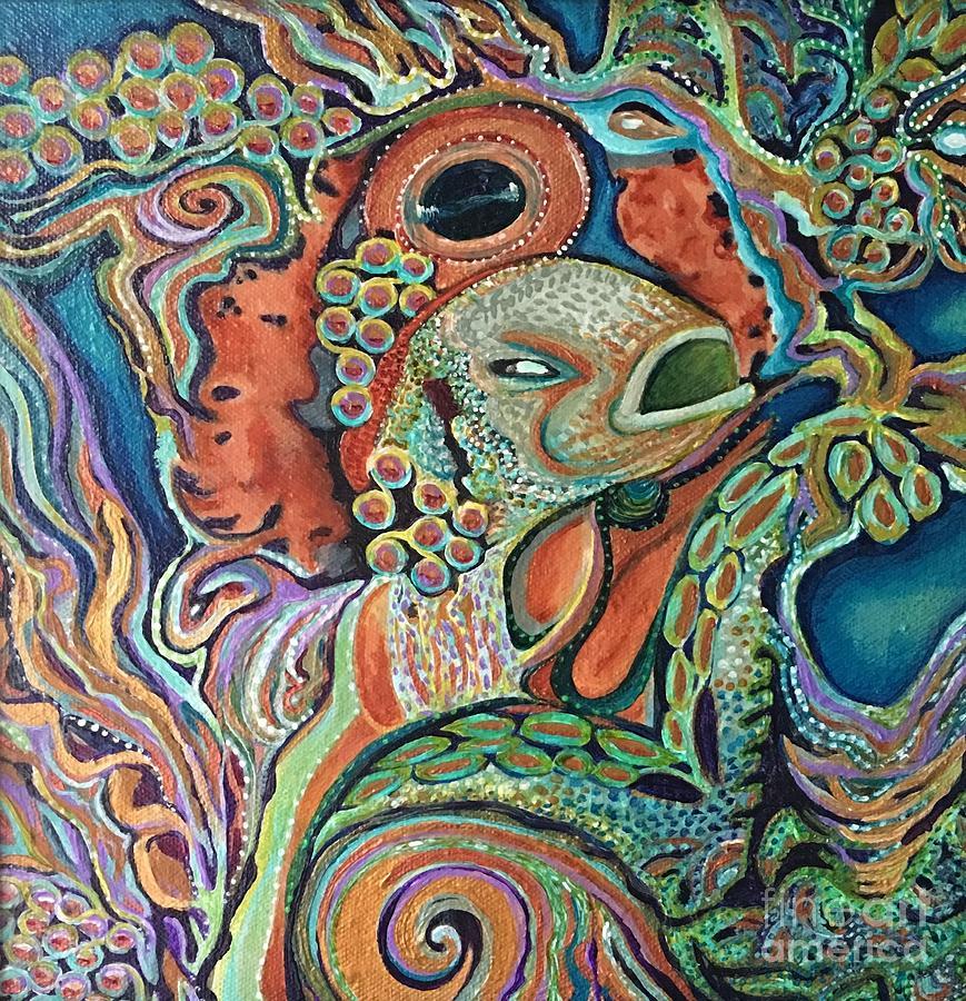 The Mermaid by Linda Markwardt
