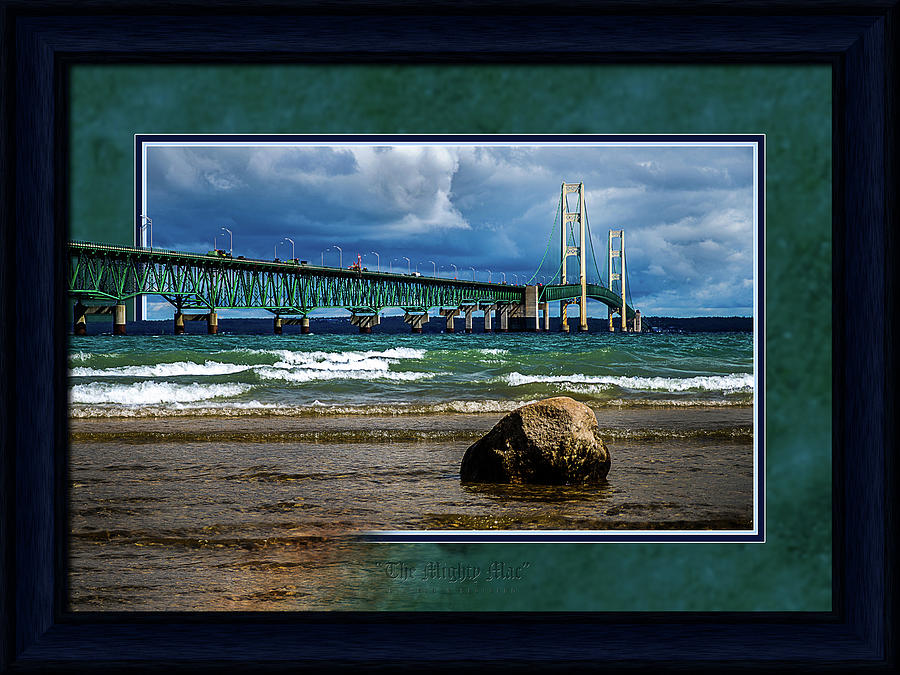 The Mighty Mac Color by Rick Bartrand