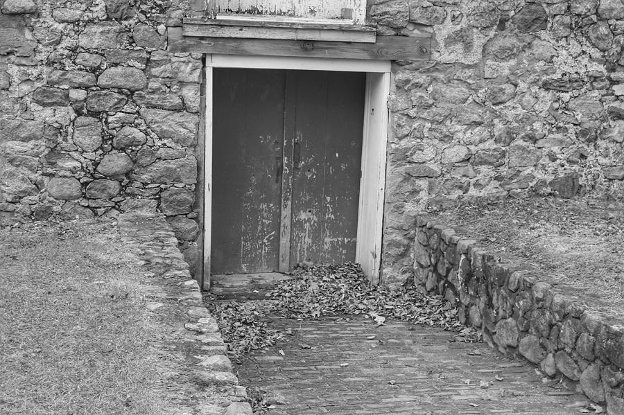 The Mill Door - Waterloo Village by Christopher Lotito