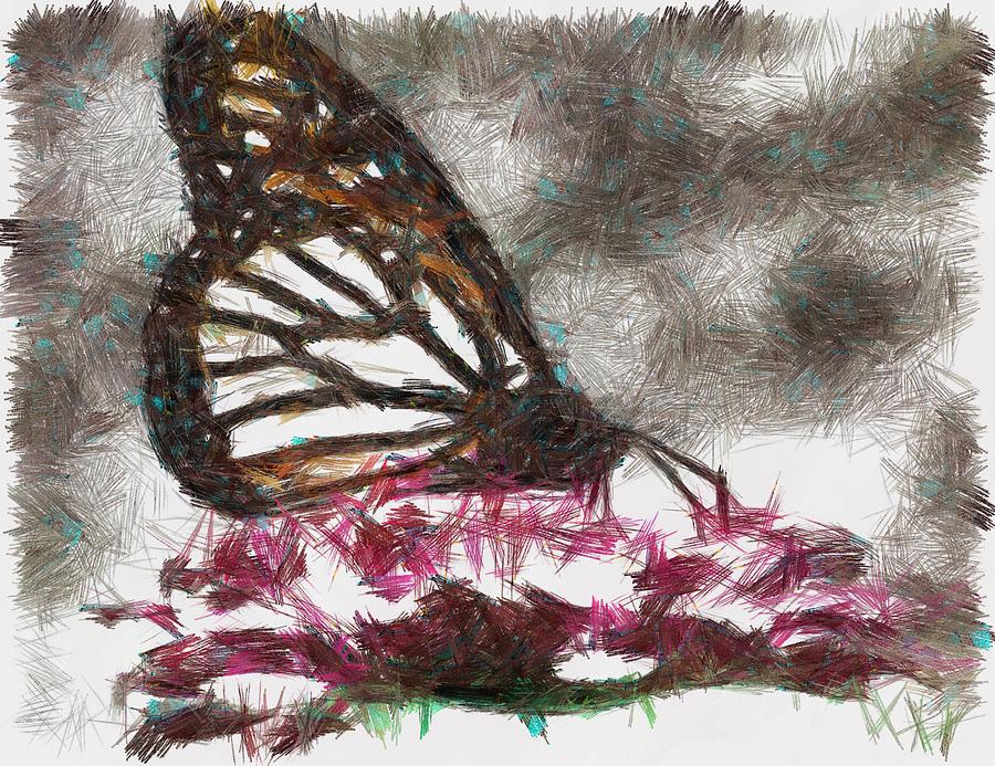 The Monarch by Mario Carini