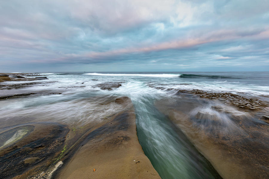 The Morning Rush by Peter Tellone