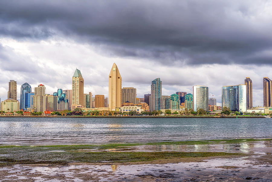 The Most Colorful Skyline by Joseph S Giacalone