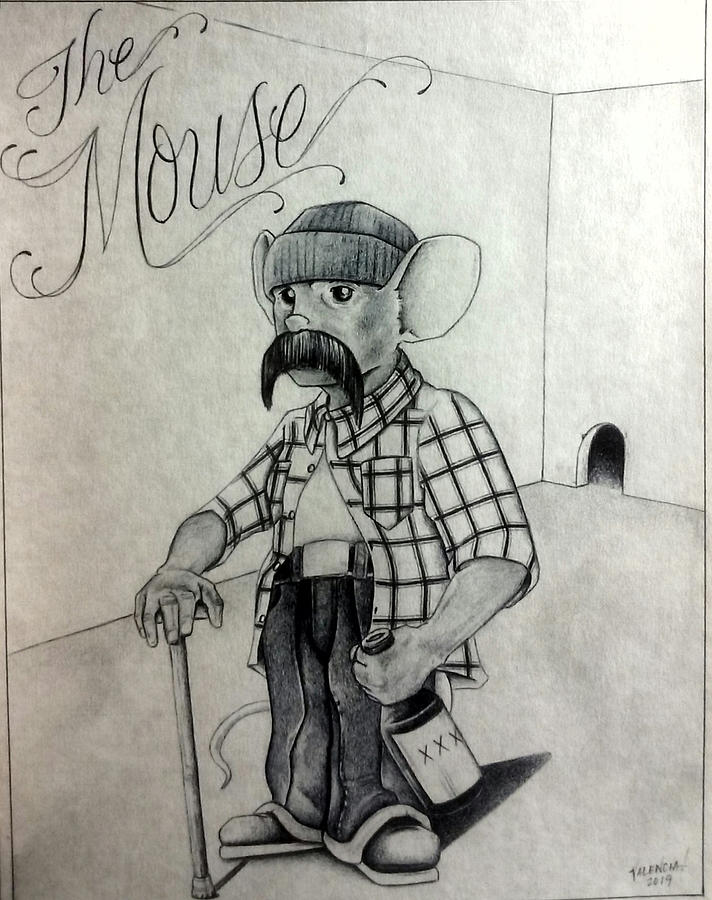 The Mouse by Joseph Lil Man Valencia