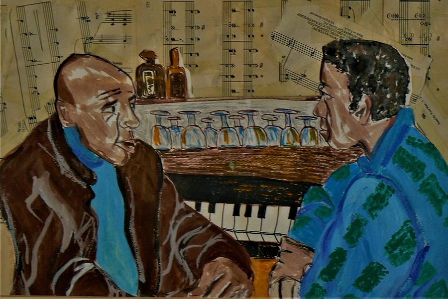 The Musicians by Delorys Tyson