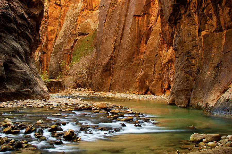 The Narrows Photograph by Beklaus
