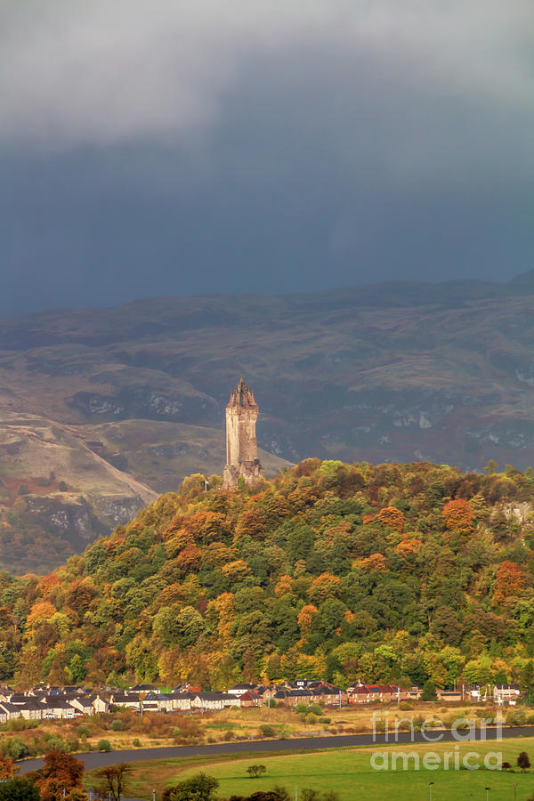 The National Wallace Monument Photograph