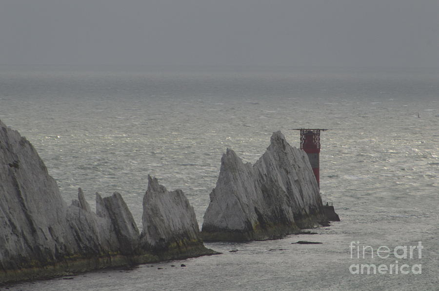 The Needles Photograph - The Needles by Andy Thompson