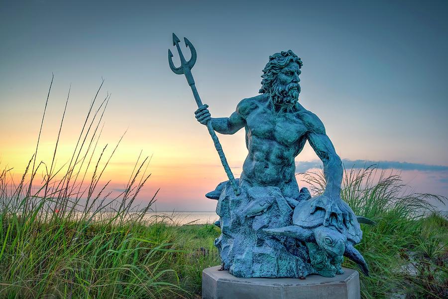 The Neptune Maquette by Pete Federico