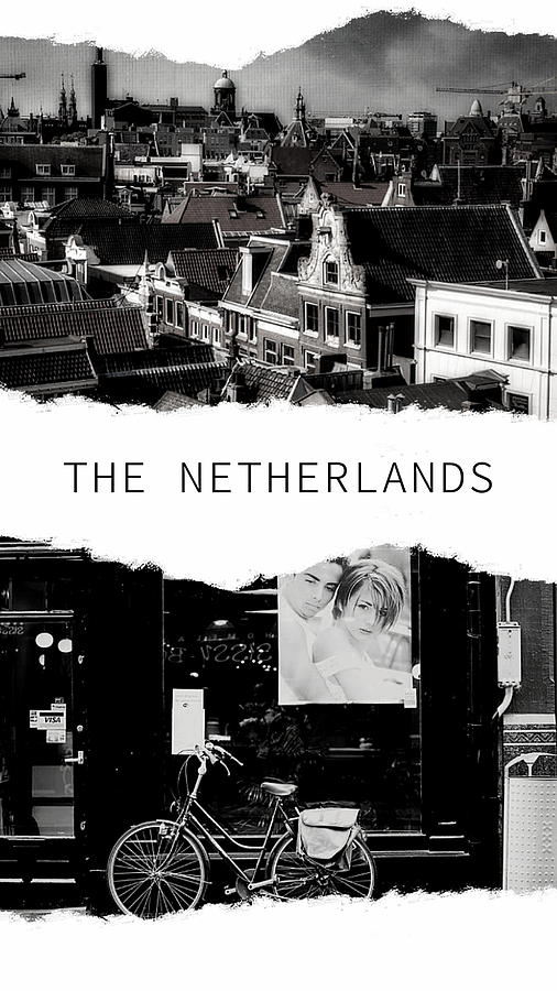 The Netherlands 1 by Jenny Rainbow