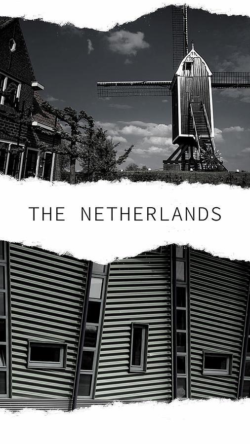 The Netherlands by Jenny Rainbow