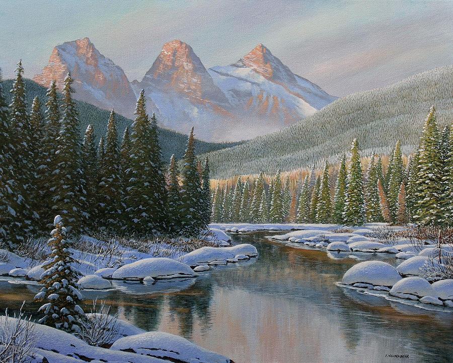 The New Fallen Snow by Jake Vandenbrink