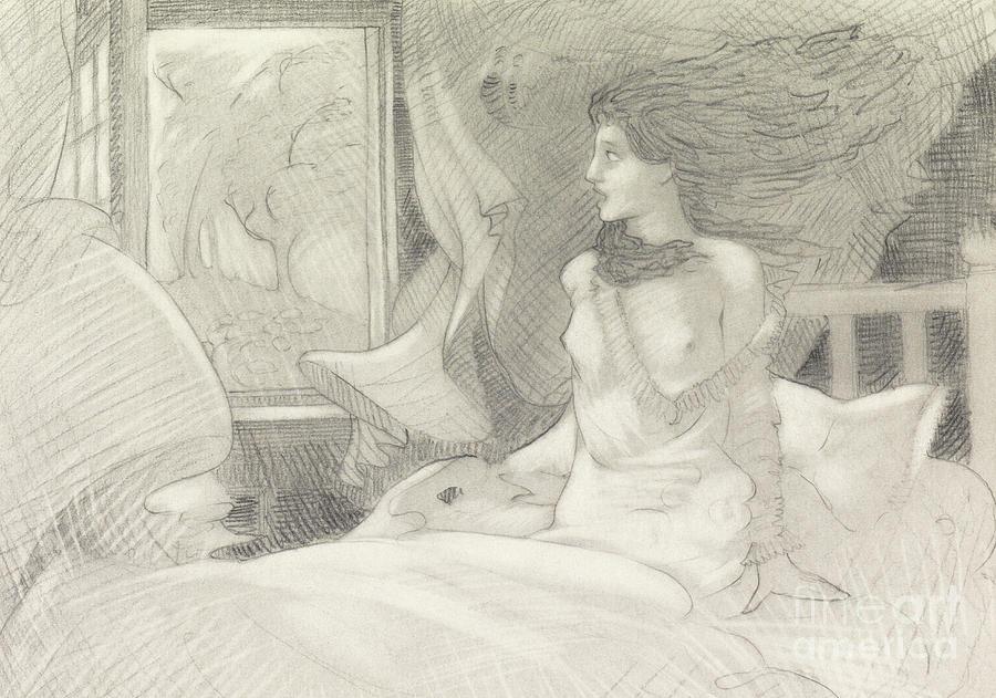 The Night Wind, 1913  by Eric Harald Macbeth Robertson