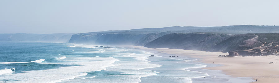 The Ocean Coast V by Anne Leven
