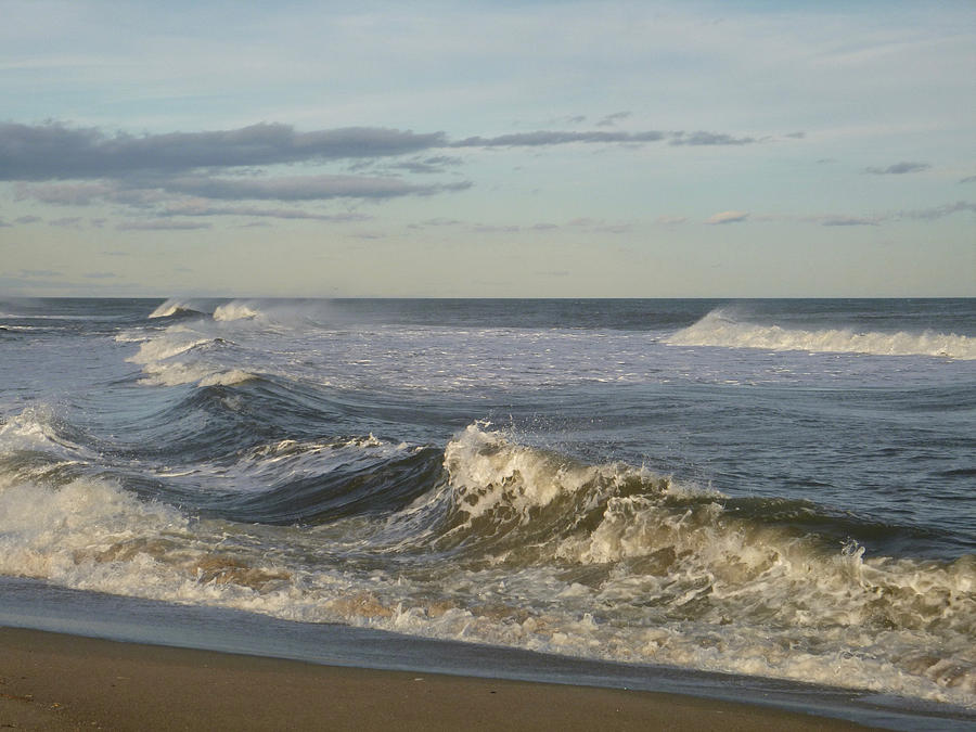 The Ocean on New Year's Day by Ellen Paull