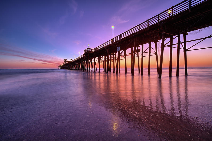 The Oceanside Pier by JC Findley