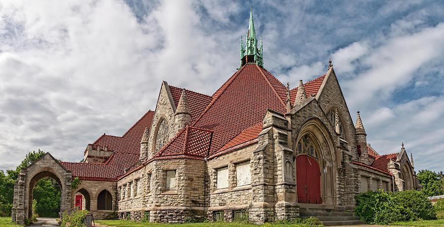 The Old Church by Kristia Adams