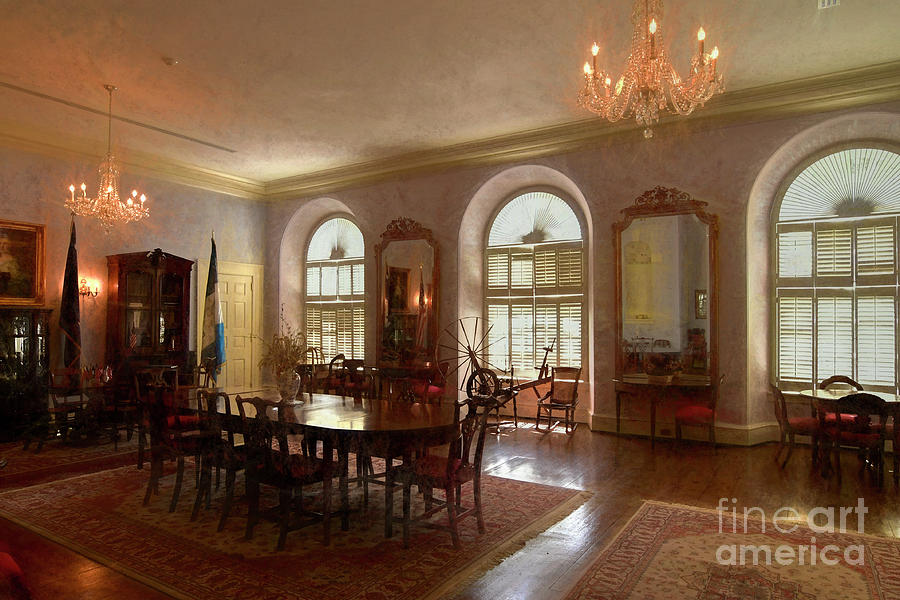 The Old Exchange Charleston South Carolina by Kathy Baccari