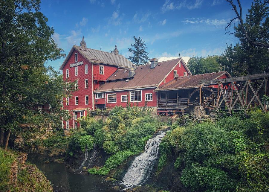 The Old Mill by Jack Wilson