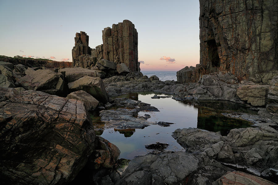 The Old Quarry by Nicholas Blackwell