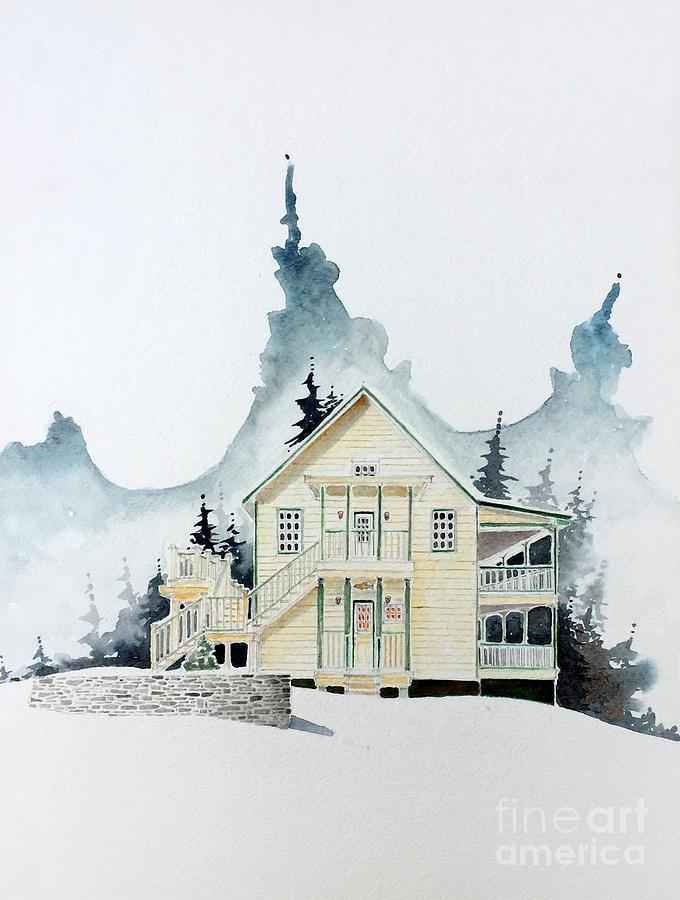 The Opinicon by John Shea BFA