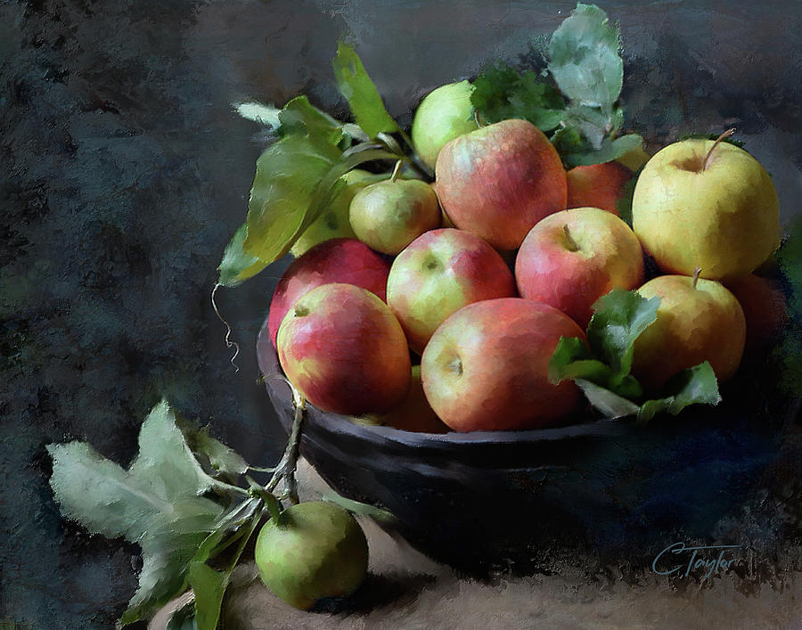 The Opulent Orchard by Colleen Taylor