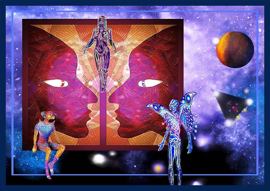 The Orange Moon Treaty by Hartmut Jager
