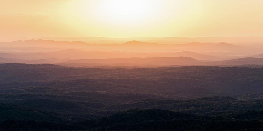 The Orange Valley by James-Allen