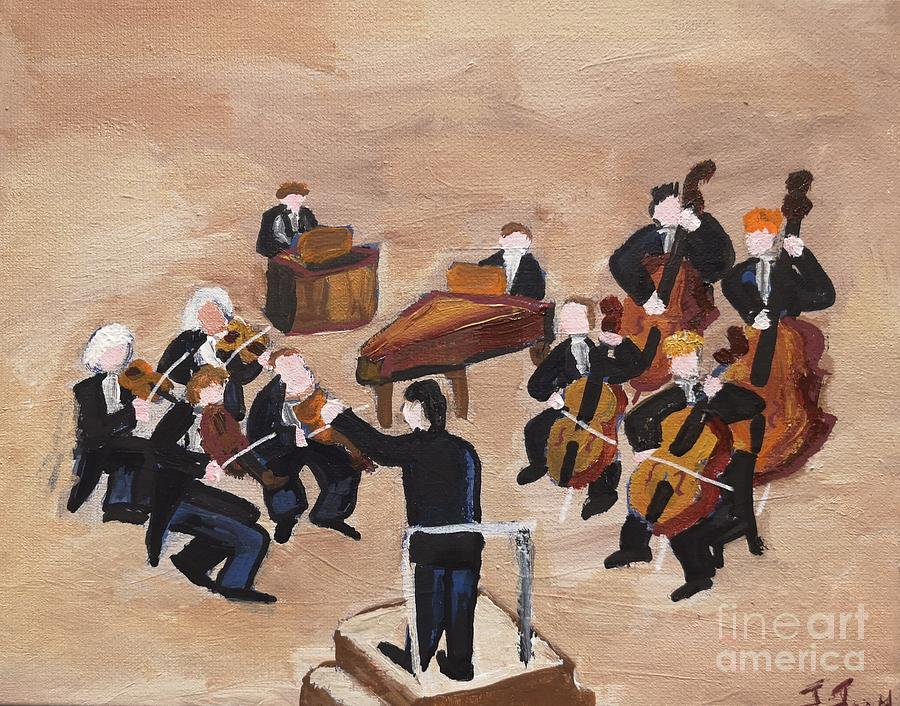 The Orchestral Ring by Jennylynd James