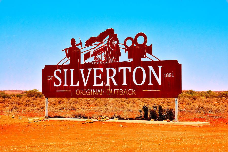 The Original Outback - Silverton by Lexa Harpell