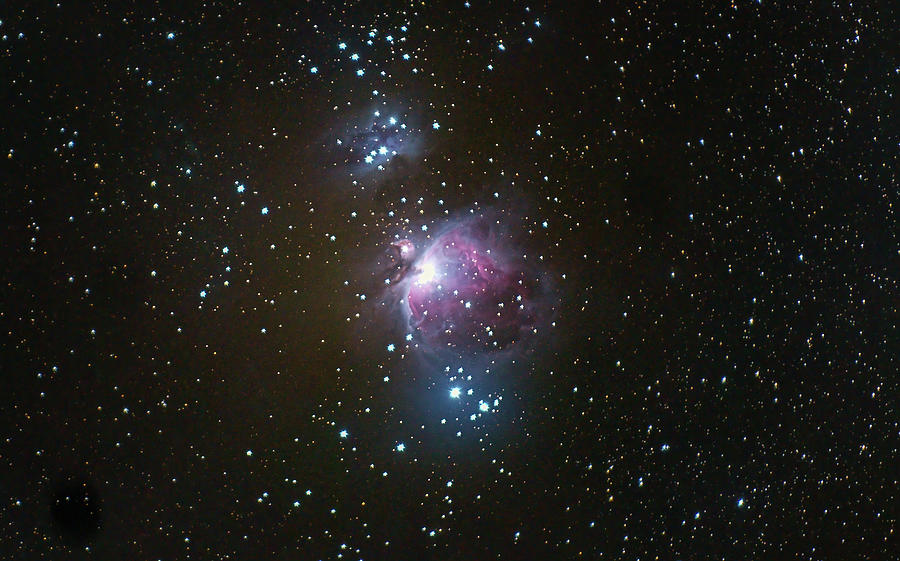 The Orion Nebula by Mark Duehmig