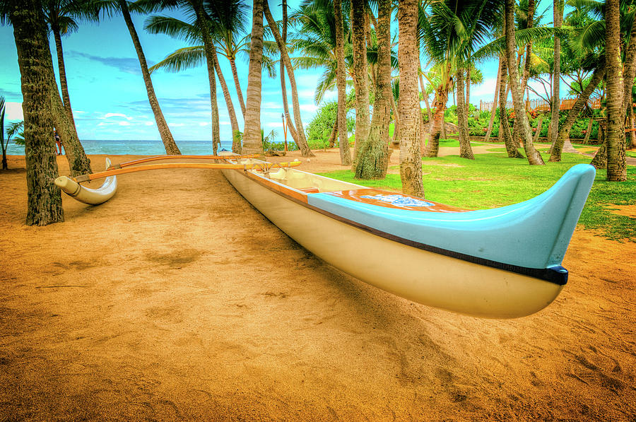 The Outrigger by Christopher Cutter