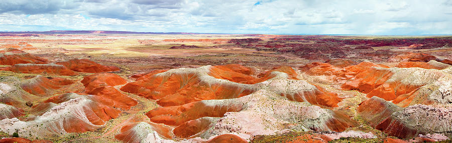 The Painted Desert Photograph by Mmac72
