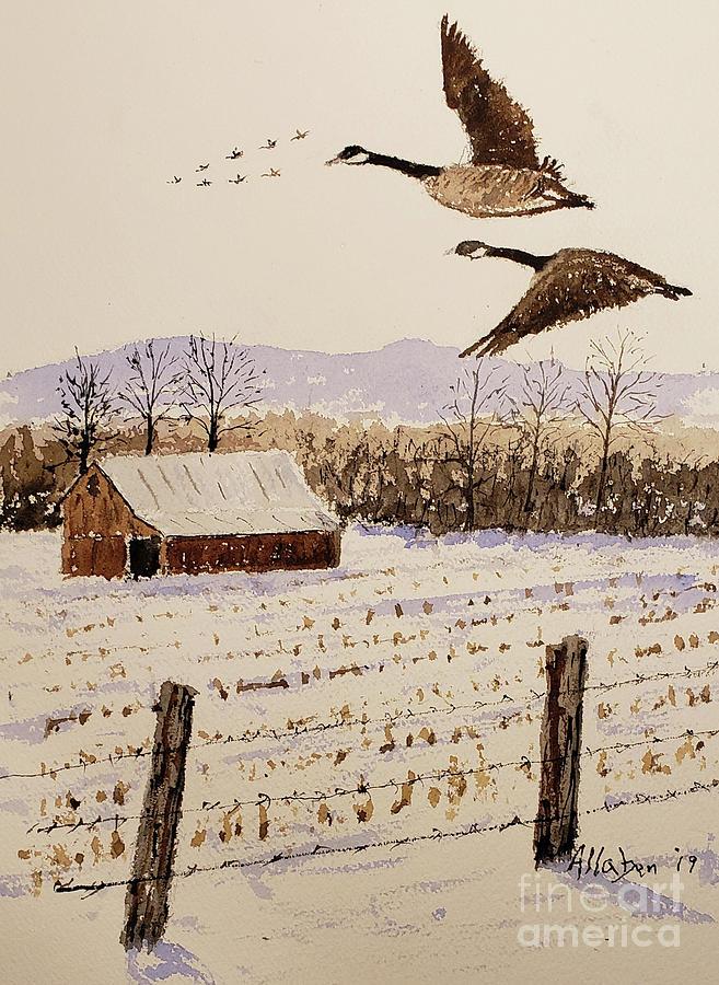 The Pair by Stanton Allaben