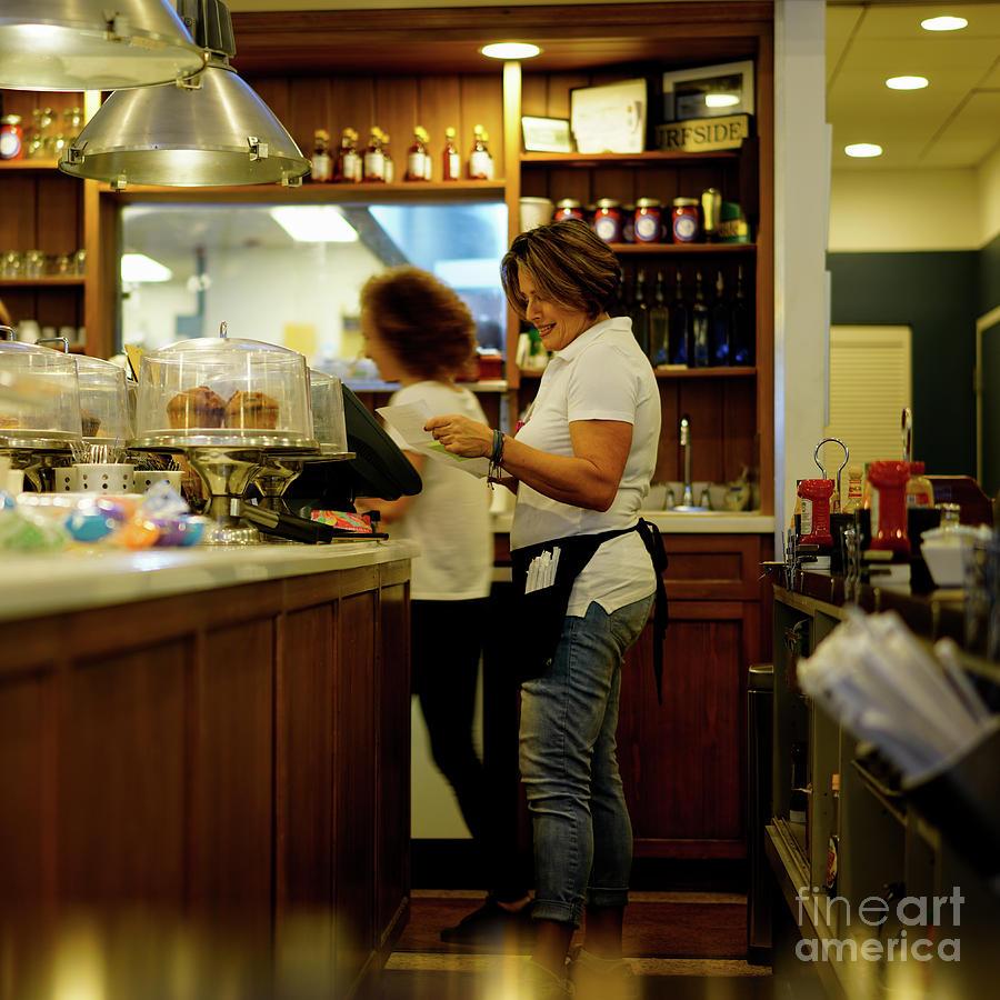 The Palm Beach Diner by Jan Daniels