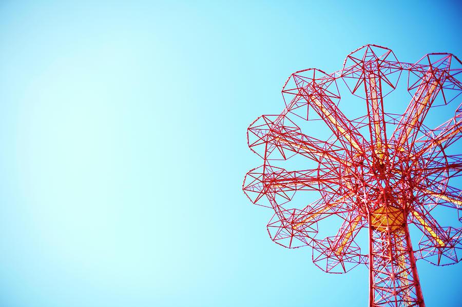 The Parachute Jump, Coney Island Photograph by Thomas Northcut