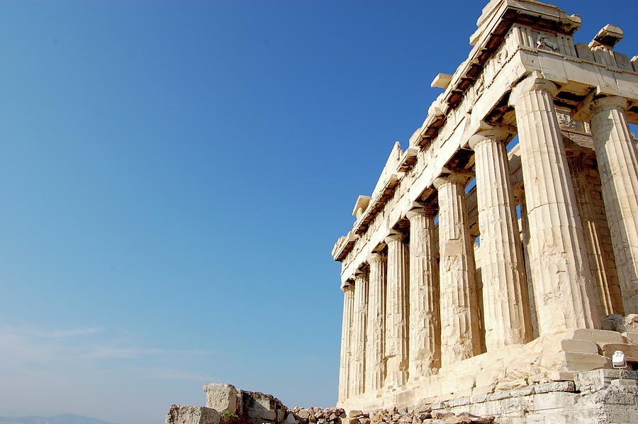 The Parthenon, Athens Photograph by Angel Jiménez De Luis