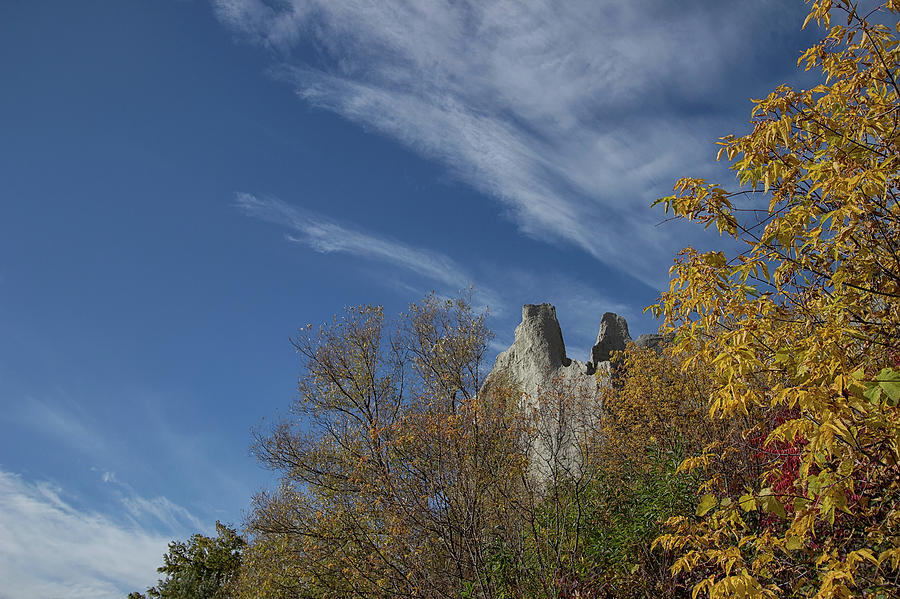 The Peaks - Scarborough Bluffs, Ontario - Canada by Spencer Bush