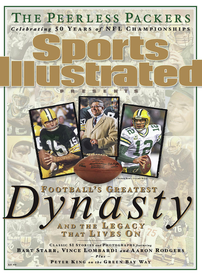 The Peerless Packers Footballs Greatest Dynasty And The Sports Illustrated Cover Photograph by Sports Illustrated
