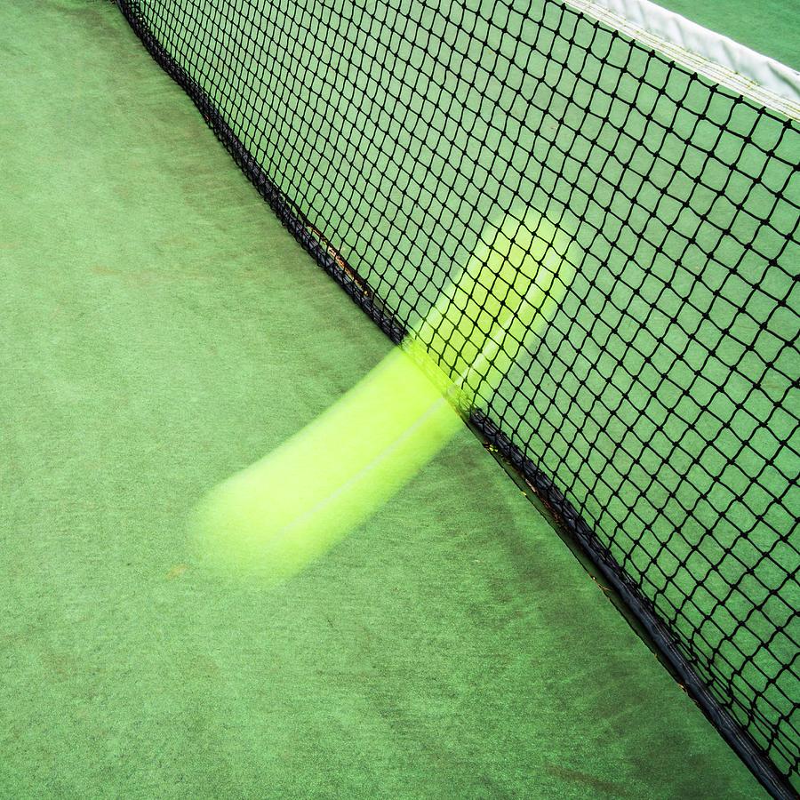 The Phantom Tennis Serve by Gary Slawsky