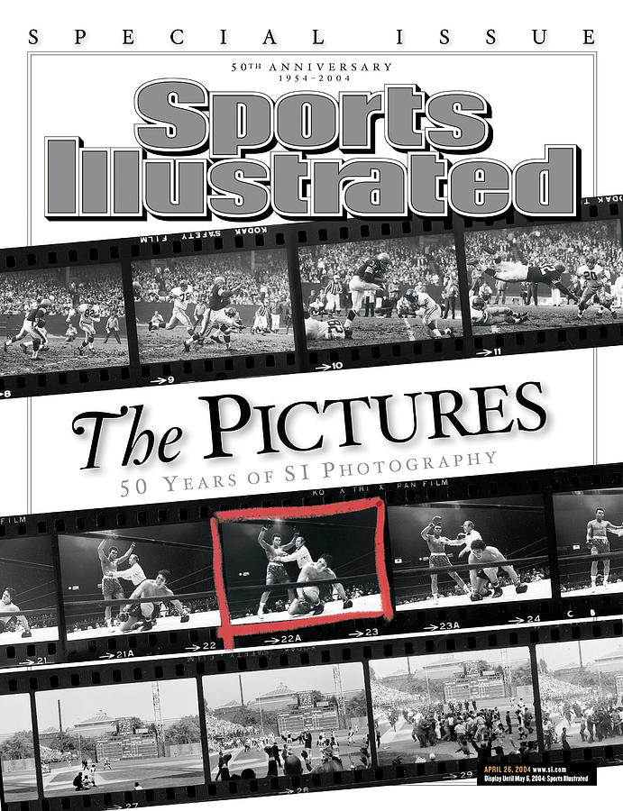 The Pictures 50 Years Of Si Photography Sports Illustrated Cover Photograph by Sports Illustrated