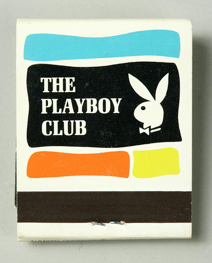 The Playboy Club Matchbook Photograph by The New York Historical Society