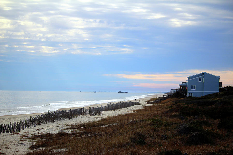 The Point At Oak Island by Cynthia Guinn