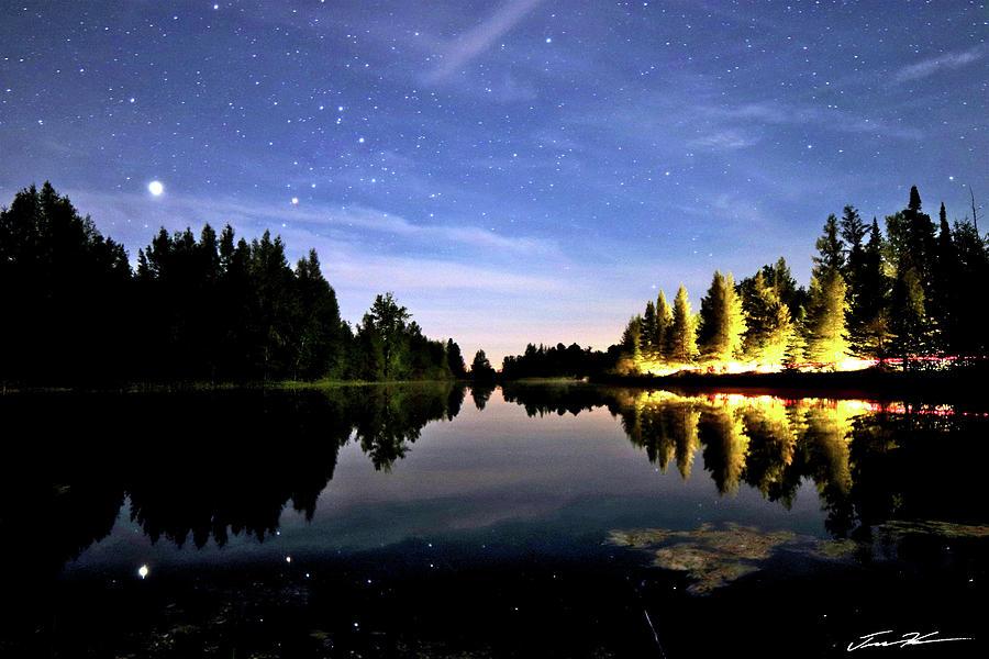 The Pond by Tim Kuret
