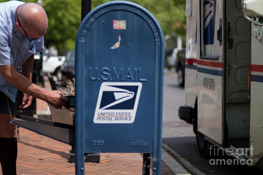 The Postman by Jan Daniels
