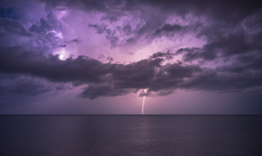 The Power Of Nature by Guy Coniglio