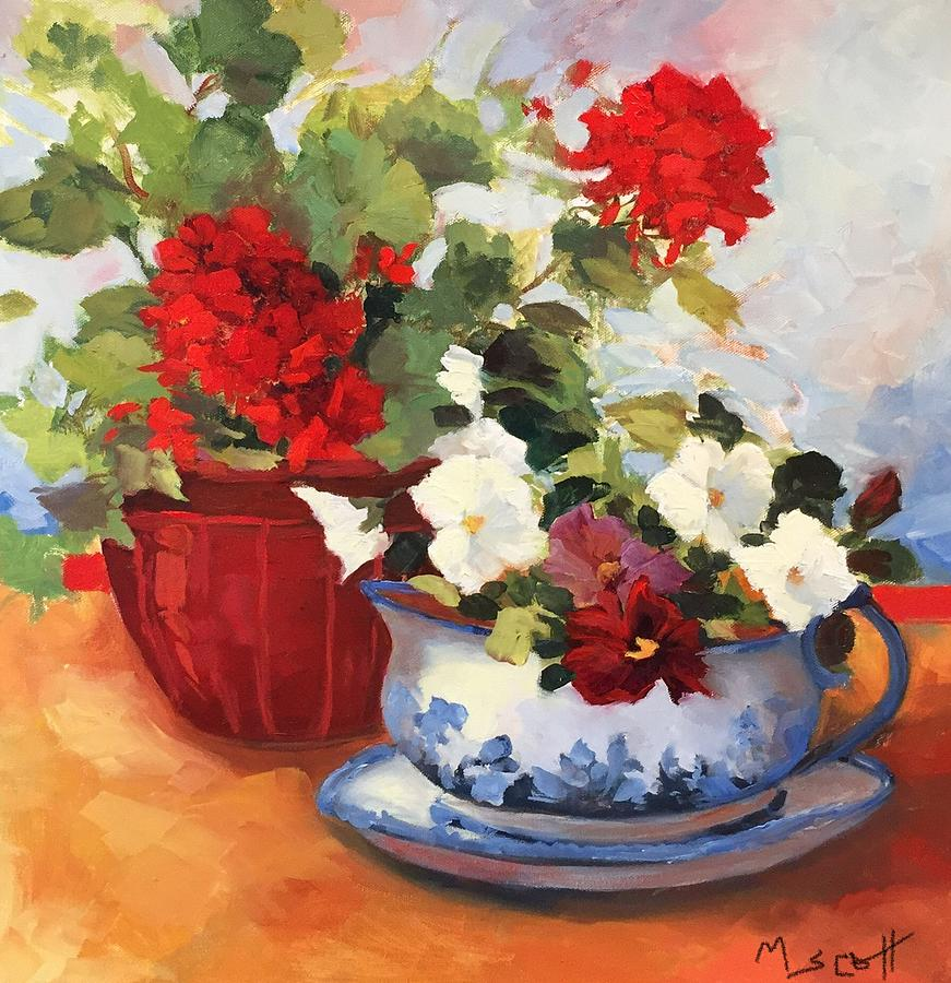 THE PRETTIES by Mary Scott