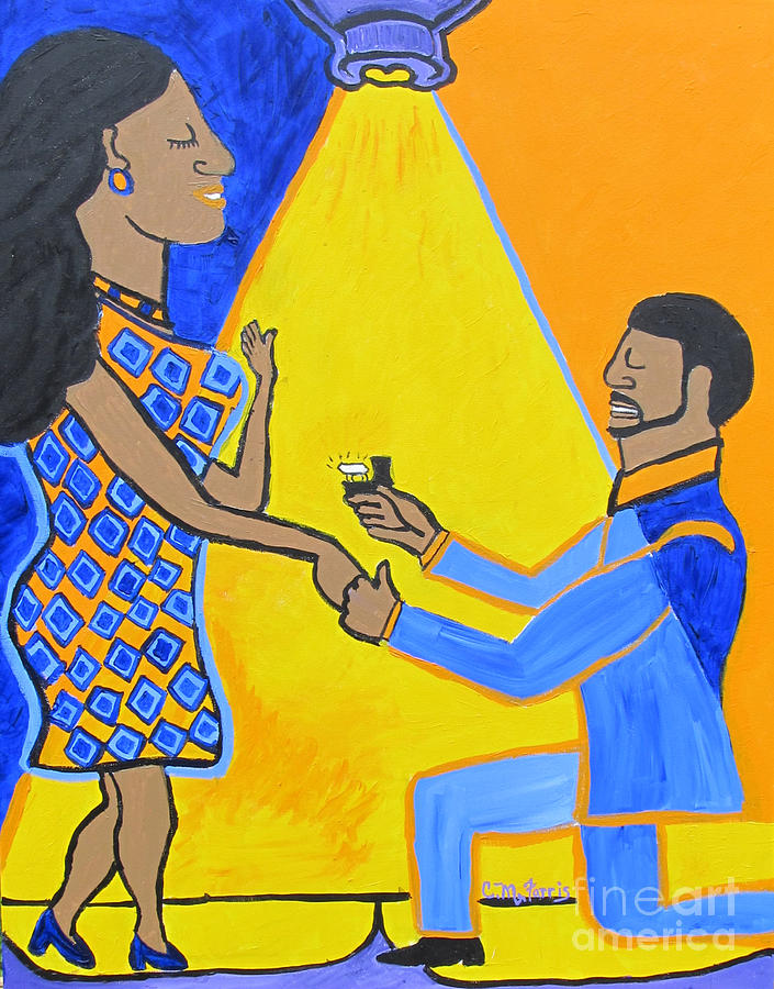 The Proposal by Christopher Farris